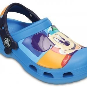 Crocs Pistokkaat Mickey Colorblock Ocean