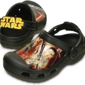 Crocs Pistokkaat Star Wars Multi