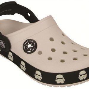 Crocs Pistokkaat Star Wars Stormtrooper White/Black