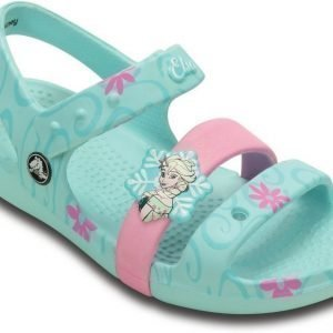 Crocs Sandaalit Keeley Frozen Fever Ice blue