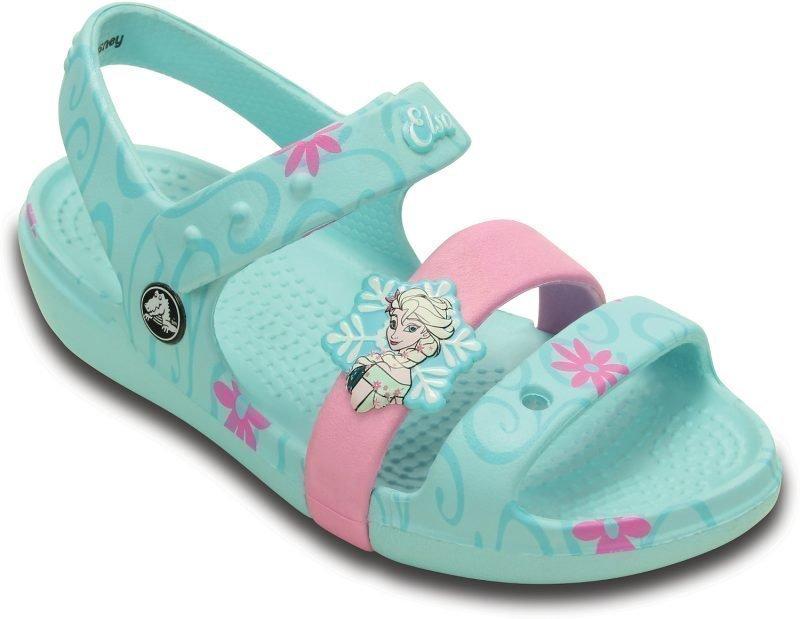 Crocs Sandaalit Keeley Frozen Fever Ice Blue