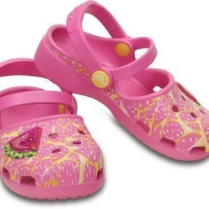 Crocs Sandaalit Mary Jane Watermelon Party pink