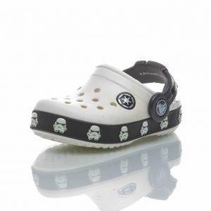 Crocs Star Wars Stormtrooper Clog Sandaalit Valkoinen / Musta