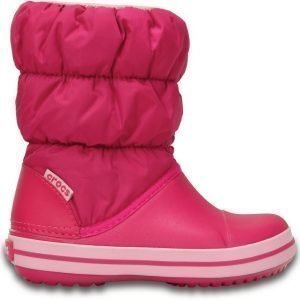 Crocs Talvisaappaat Winter Puff Candy Pink