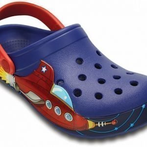 Crocs Tossut Crocband Lights Galactic