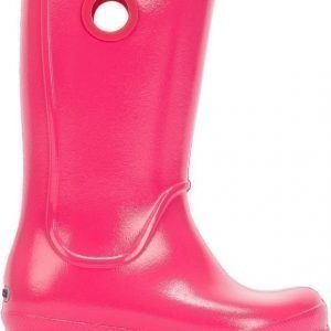 Crocs Wellie Patent Rain Boot