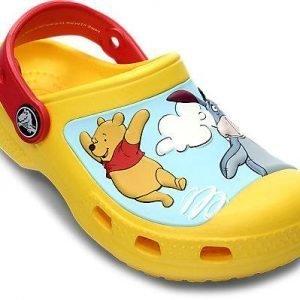 Crocs Winnie The Pooh Sandaalit Keltainen
