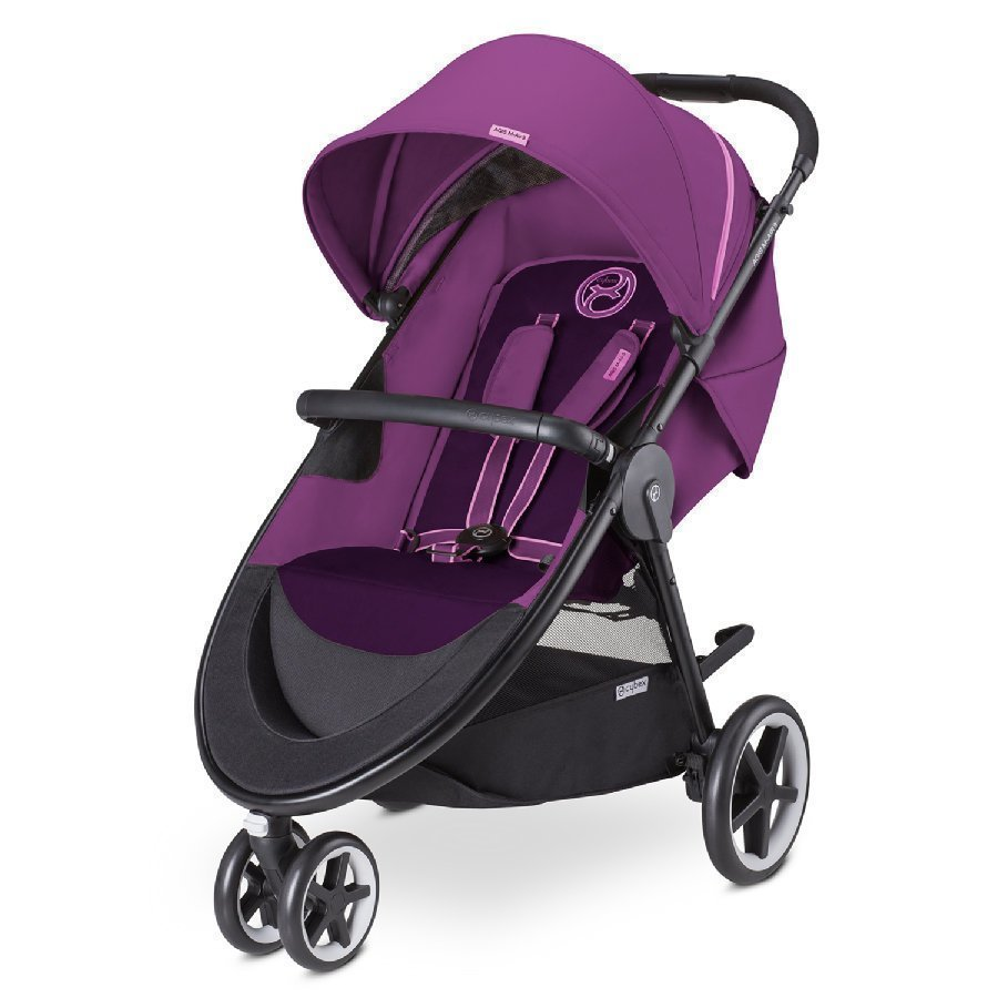 Cybex Agis M Air3 Grape Juice Rattaat