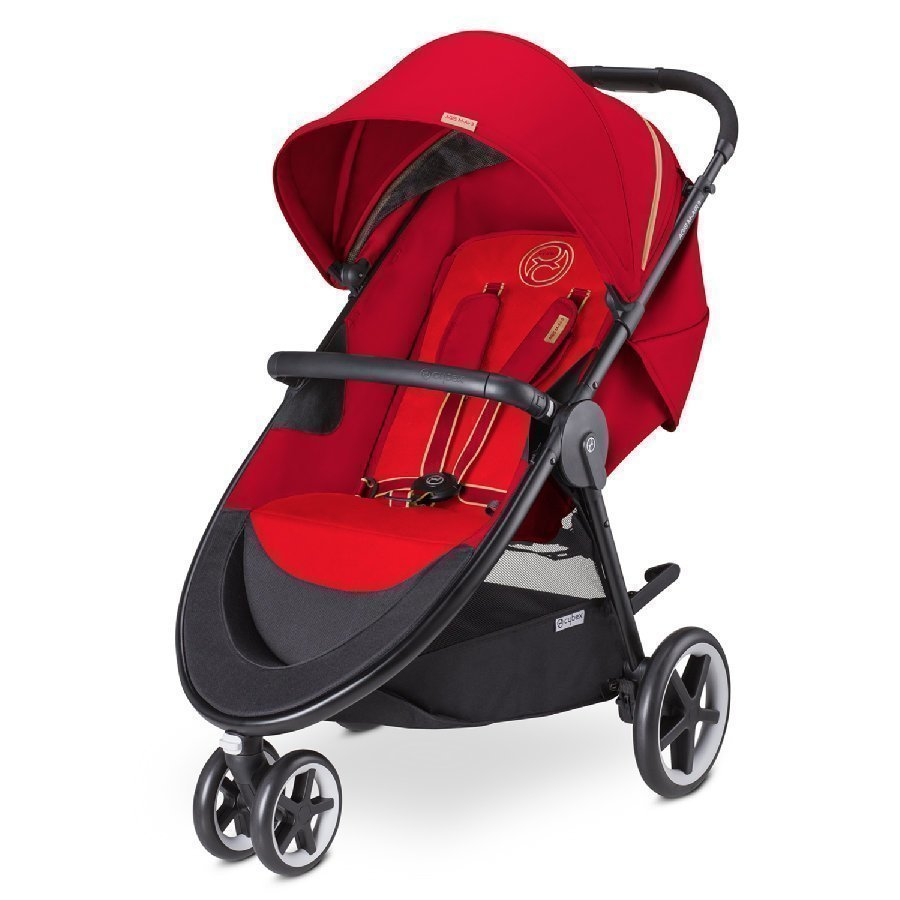 Cybex Agis M Air3 Hot & Spicy Red Rattaat