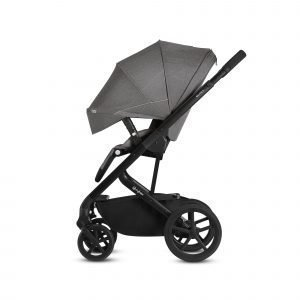 Cybex Balios S Rattaat Manhattan Grey