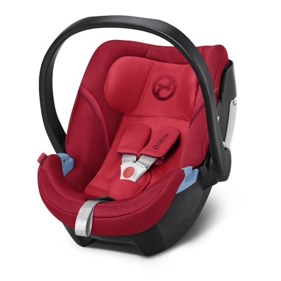 Cybex Gold Aton 5 2018 Rebel Red Red Turvakaukalo
