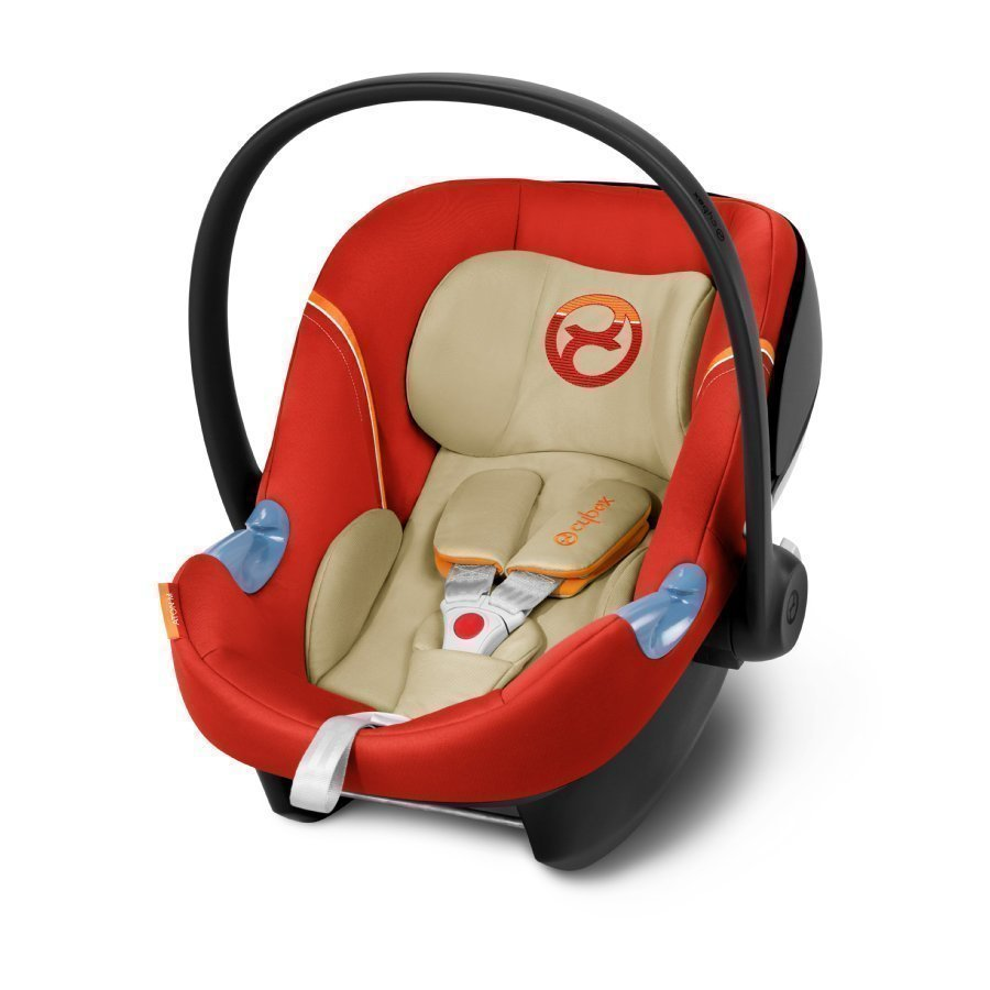 Cybex Gold Aton M Autums Gold Burnt Red Turvakaukalo