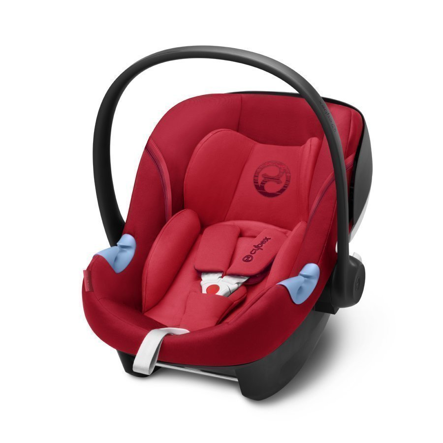 Cybex Gold Aton M I Size Rebel Red Red Turvakaukalo