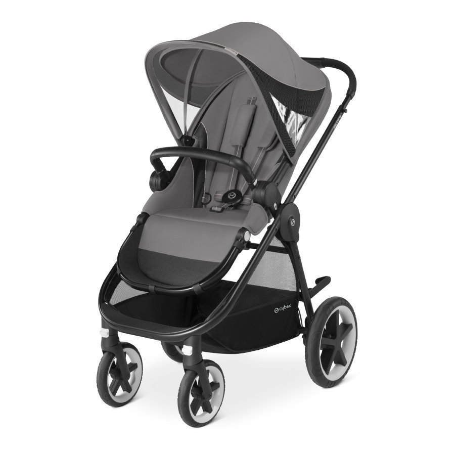 Cybex Gold Balios M Manhattan Grey Mid Grey Matkarattaat