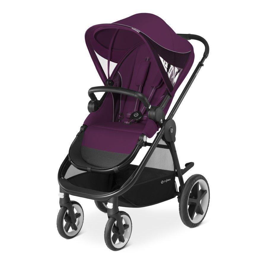 Cybex Gold Balios M Mystic Pink Purple Matkarattaat
