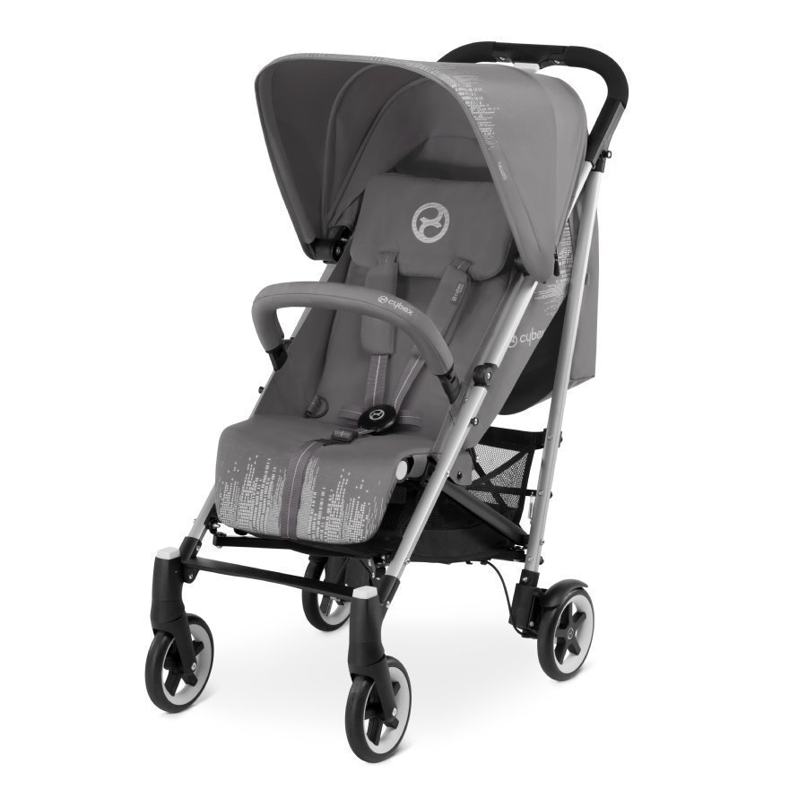 Cybex Gold Callisto Manhattan Grey Mid Grey Matkarattaat