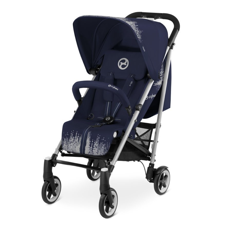 Cybex Gold Callisto Midnight Blue Navy Blue Matkarattaat