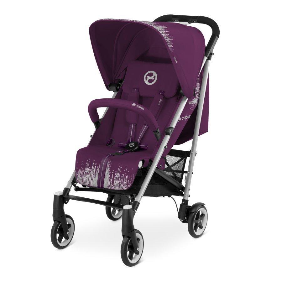 Cybex Gold Callisto Mystic Pink Purple Matkarattaat