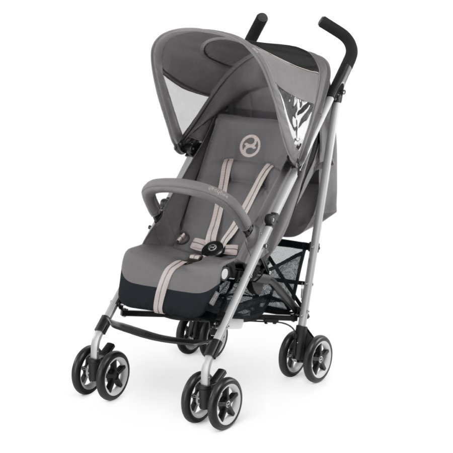 Cybex Gold Onyx Manhattan Grey Mid Grey Matkarattaat