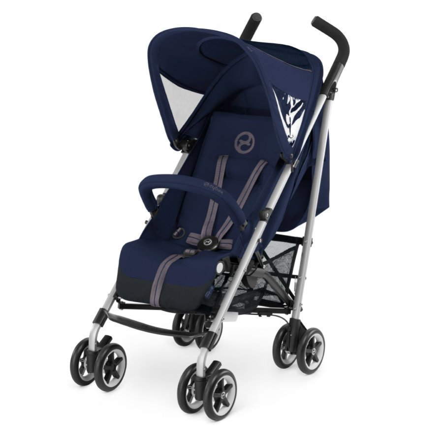 Cybex Gold Onyx Midnight Blue Navy Blue Matkarattaat