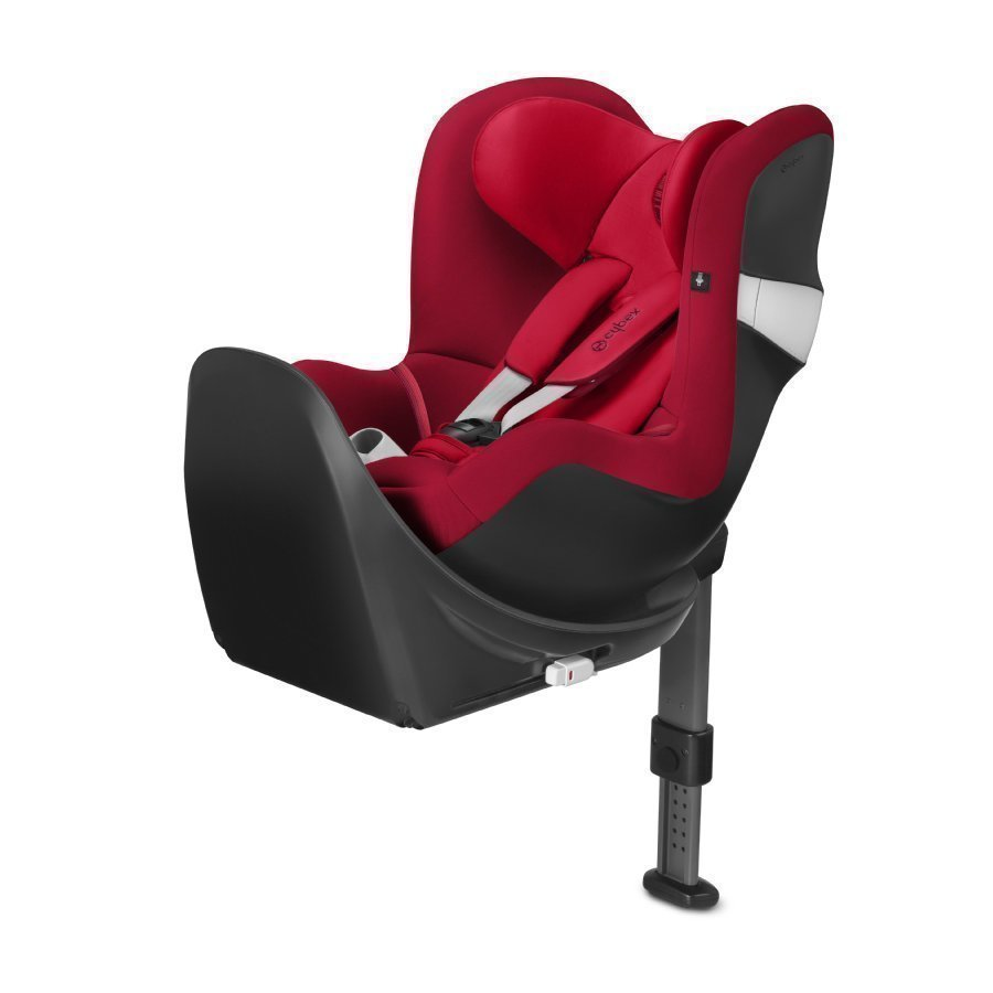 Cybex Gold Sirona M2 I Size 2018 Rebel Red Red Turvaistuin