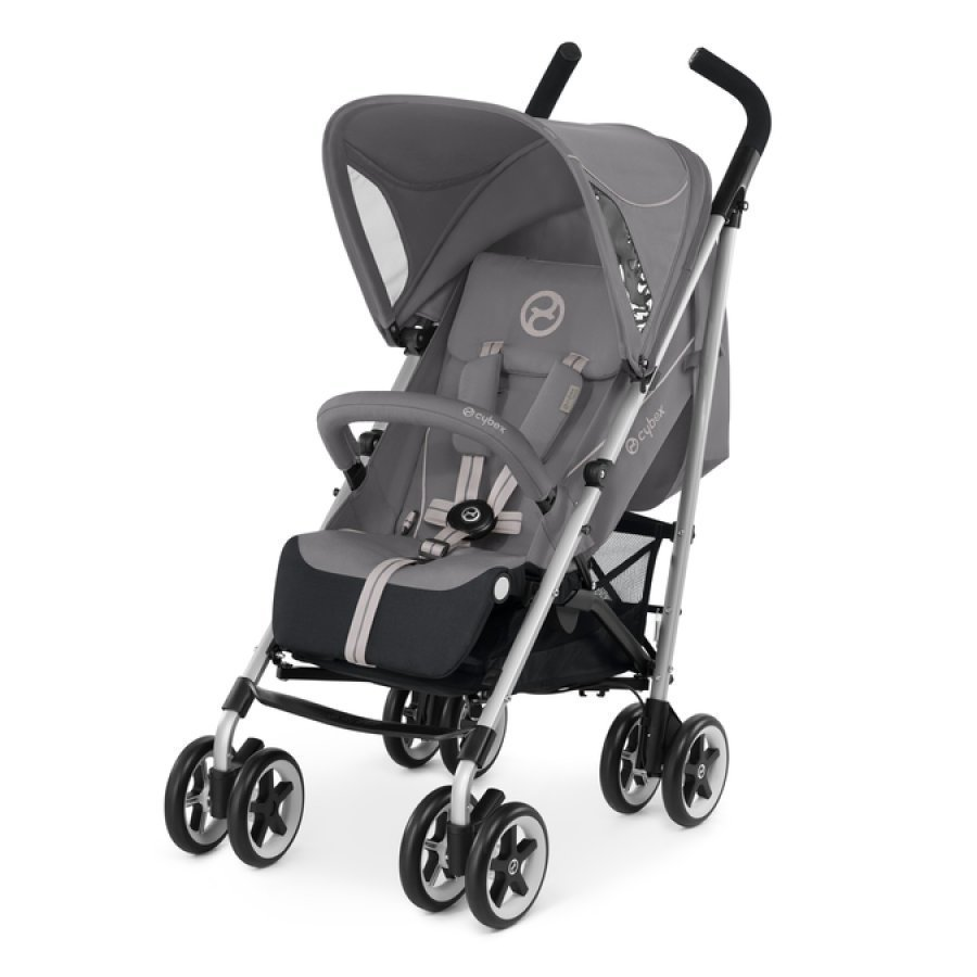 Cybex Gold Topaz Manhattan Grey Mid Grey Matkarattaat