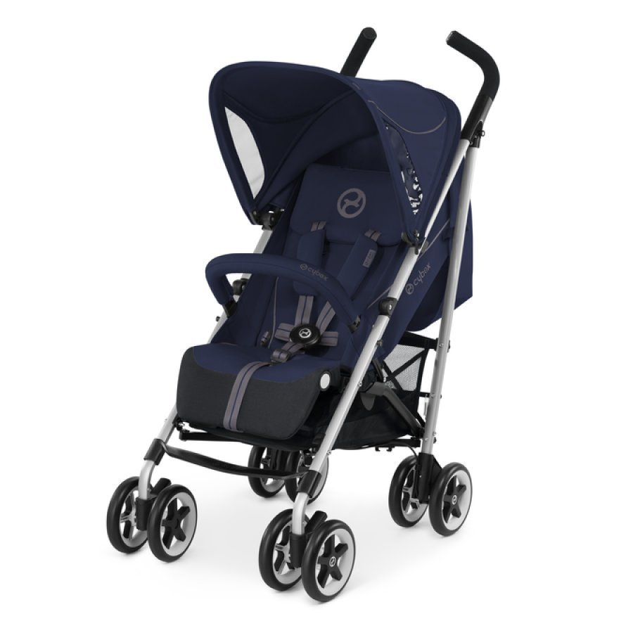 Cybex Gold Topaz Midnight Blue Navy Blue Matkarattaat