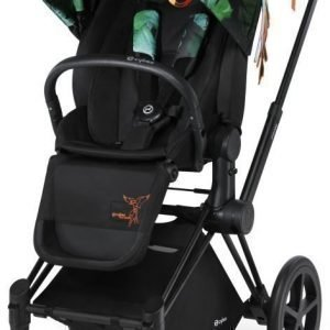 Cybex Istuinosa Priam Lux 2017 Birds of Paradise