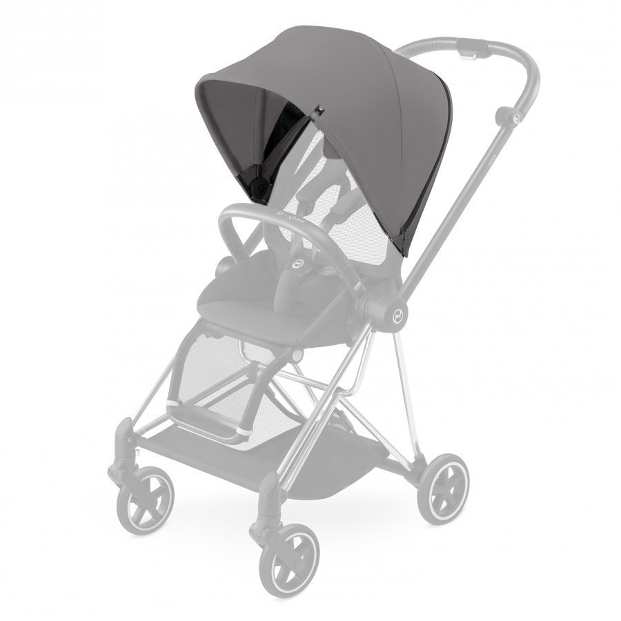Cybex Mios Color Pack Manhattan Grey Istuintyyny