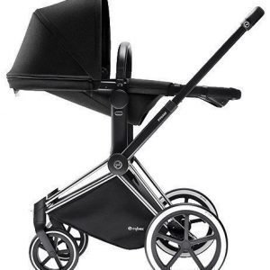 Cybex Priam 2-in-1 Vaunukoppa/Istuinosa 2016 Happy Black