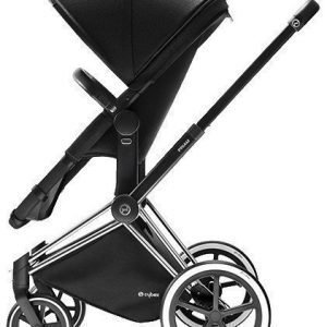 Cybex Priam 2016 2-in-1 vaunut Chrome runko/Trekking Happy Black Paketti