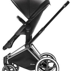 Cybex Priam 2016 2-in-1 vaunut Chrome runko/Trekking Manhattan Grey Paketti