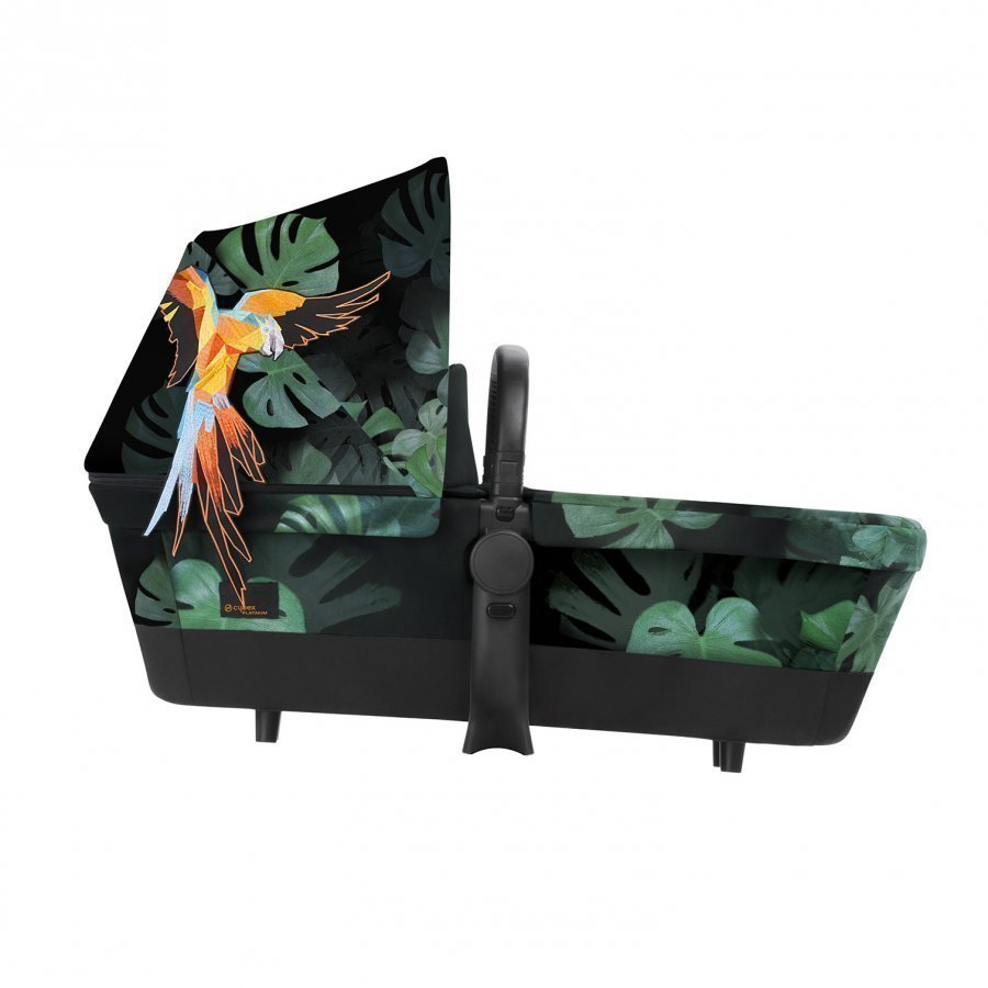 Cybex Priam Carry Cot Birds Of Paradise 2017 Vaunukoppa