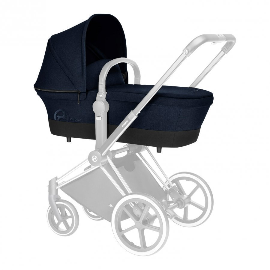 Cybex Priam Carry Cot Midnight Blue 2017 Yhdistelmävaunut