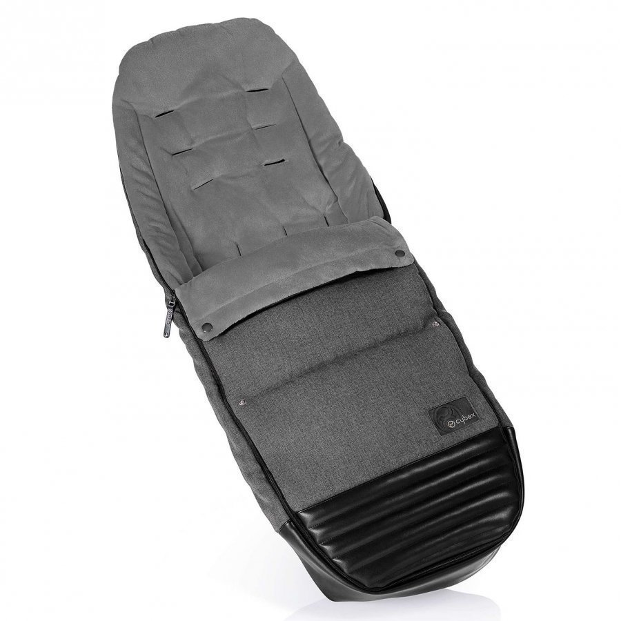 Cybex Priam Footmuff Manhattan Grey Lämpöpussi