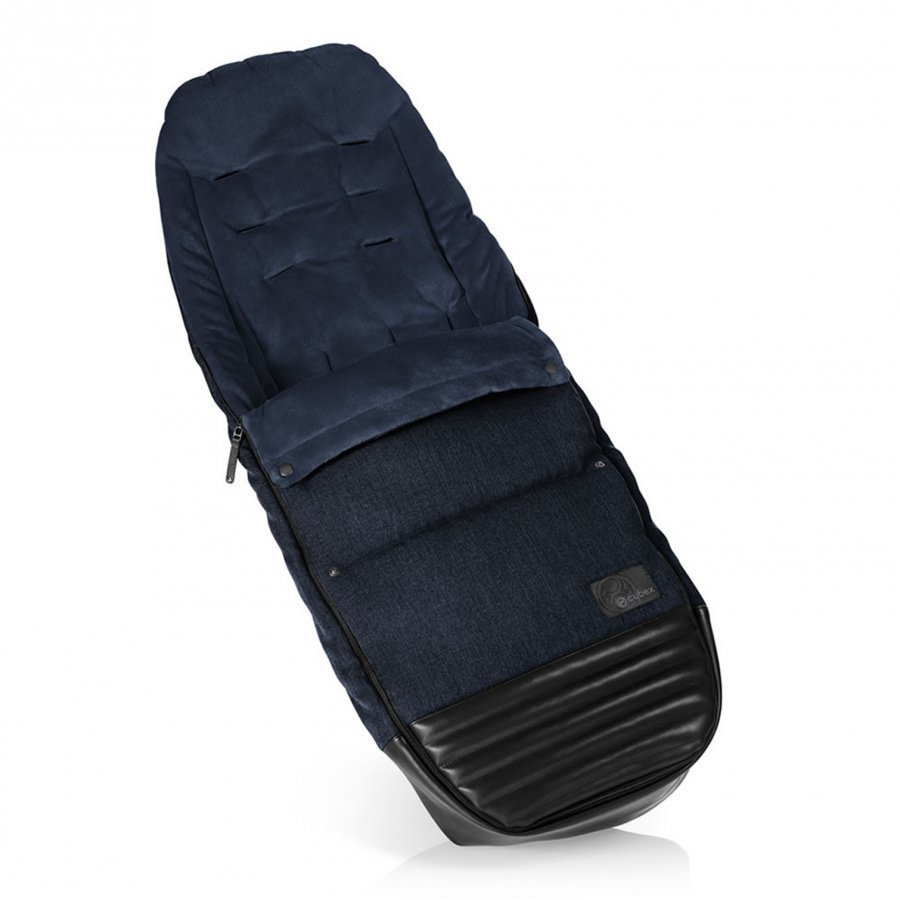 Cybex Priam Footmuff Midnight Blue Lämpöpussi