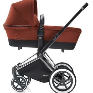 Cybex Priam Lastenvaunut Runko All Terrain Chrome/Autumn Gold