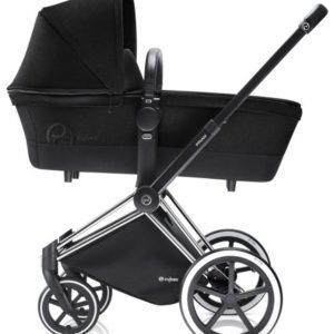 Cybex Priam Lastenvaunut Runko All Terrain Chrome/Stardust Black