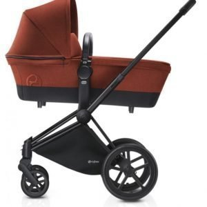 Cybex Priam Lastenvaunut Runko All Terrain Matt Black/Autumn Gold