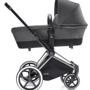 Cybex Priam Lastenvaunut Runko Trekking Chrome/Manhattan Grey
