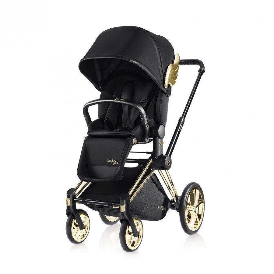 Cybex Priam Lux Seat By Jeremy Scott 2017 Istuin