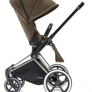 Cybex Priam Rattaat Runko All Terrain Chrome/Cashmere Beige