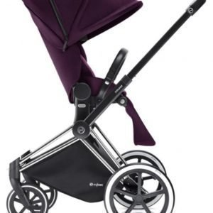 Cybex Priam Rattaat Runko All Terrain Chrome/Mystic Pink