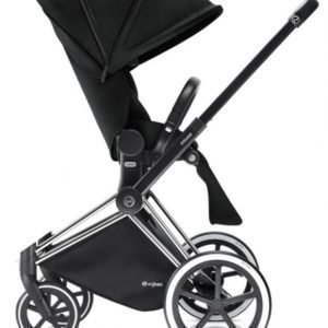 Cybex Priam Rattaat Runko All Terrain Chrome/Stardust Black