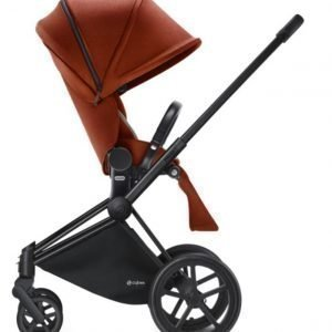 Cybex Priam Rattaat Runko All Terrain Matt Black/Autumn Gold