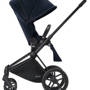 Cybex Priam Rattaat Runko All Terrain Matt Black/Midnight Blue