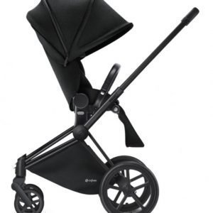 Cybex Priam Rattaat Runko All Terrain Matt Black/Stardust Black