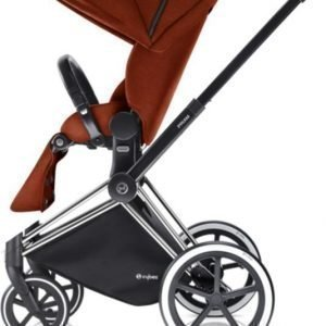 Cybex Priam Rattaat Runko Trekking Chrome/Autumn Gold