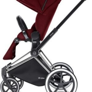 Cybex Priam Rattaat Runko Trekking Chrome/Infra Red