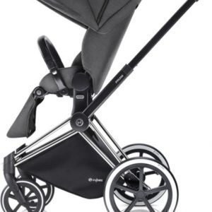 Cybex Priam Rattaat Runko Trekking Chrome/Manhattan Grey